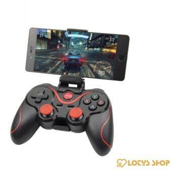 Universal Wireless Bluetooth Game Controller Gaming & Entertainment a1fa27779242b4902f7ae3: T3 controller|T3 plus controller|T3 plus with adapter|T3 Plus with stand|T3 White controller|T3 White with stand|T3 with adapter|T3 with adapter/stand|T3 with stand|T3White with adapter|White with adapter/stand
