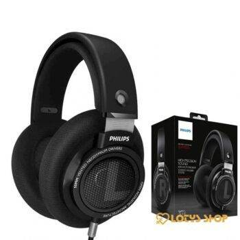 Professional Wired Gaming Headphones Gaming & Entertainment color: Black