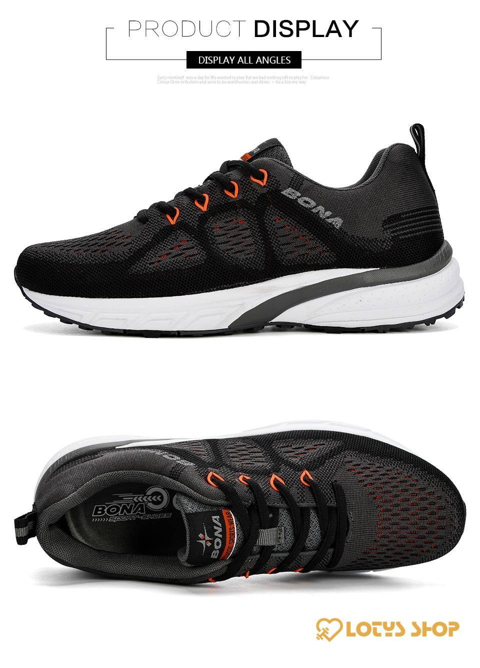 Men's Training Lightweight Sneakers