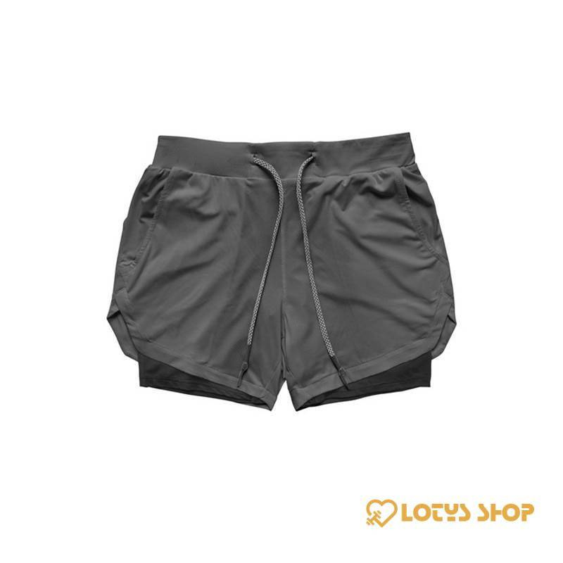 Men's Quick Dry Running Shorts