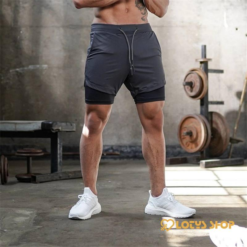 Men's Quick Dry Running Shorts