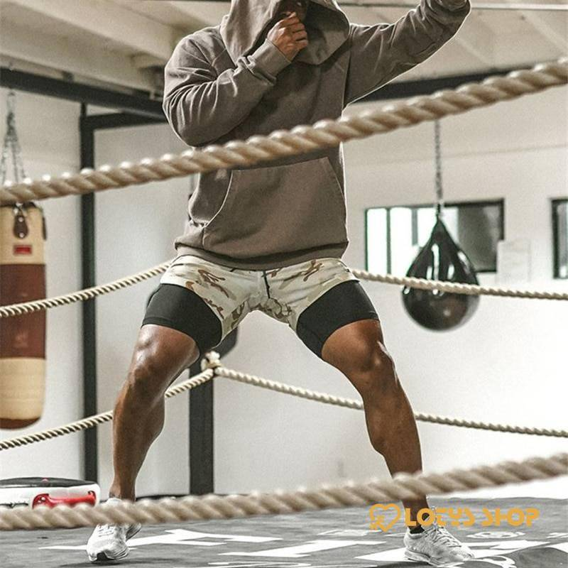 Men's Quick Dry Running Shorts Men's shorts Men's sport items Sport items color: Army Green|Black|Black + Gray|Blue|Gray Camouflage|Khaki Camouflage|Red|White|White Camouflage|Yellow