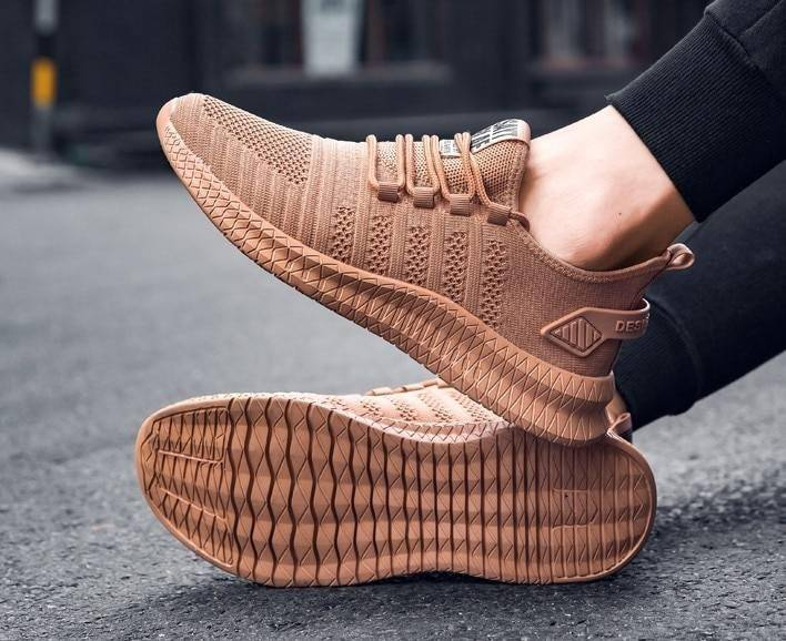 Men's Breathing Air Mesh Summer Sport Shoes