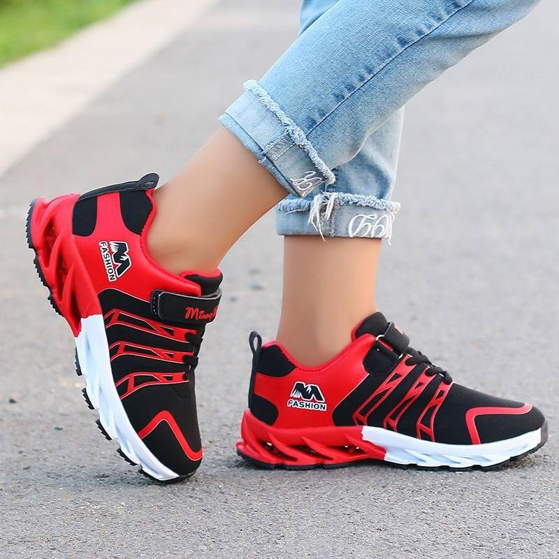 Breathable Sports Golf Sneakers for Kids Kids sport items Kids Sport Shoes Sport items color: Black|Blue|Pink