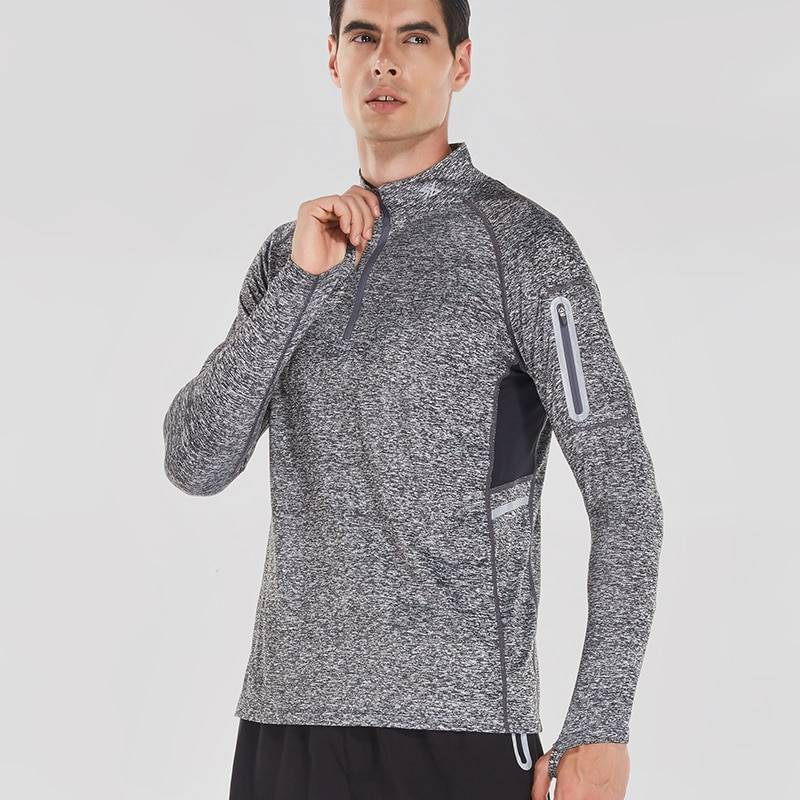 Men's Sport Elastic T-Shirt Men's sport items Men's t-shirts Sport items color: Black|Blue|Dark Blue|Gray
