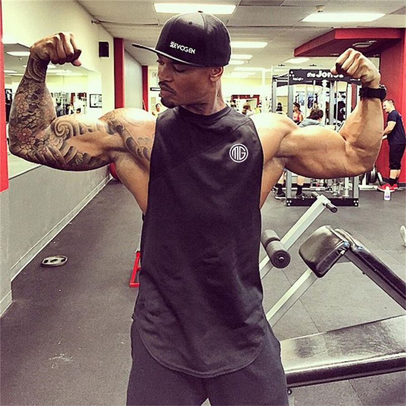 Casual Sports Tank Top Men's sport items Men's t-shirts Sport items color: armygreen hooded|black hooded|black Tshirt|Black Vest|black white Vest|gray hooded|red hooded|red Vest|white hooded|white Tshirt|White Vest