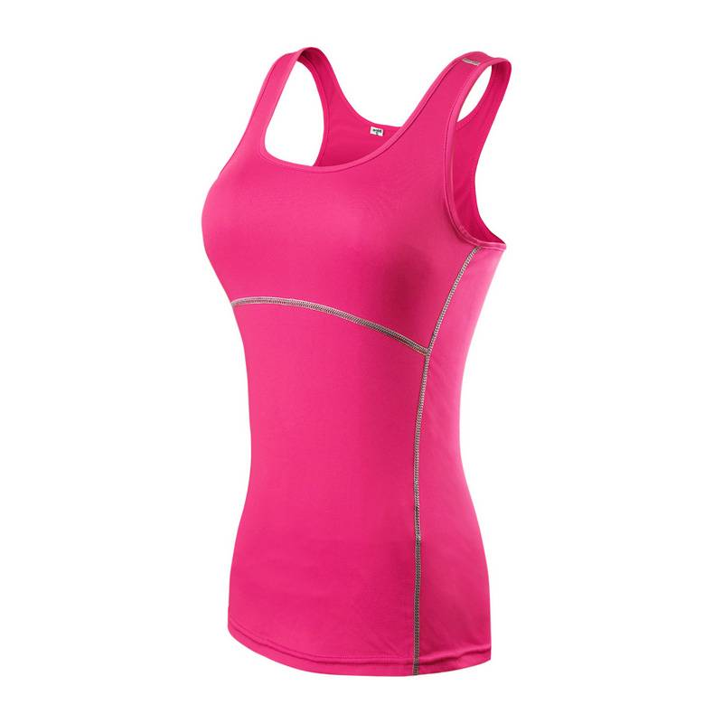 Sports Elastic Breathable Women's Tank Top Sport items Women Sport Tops Women's sport items color: Black Blue Gray Green Pink Red White